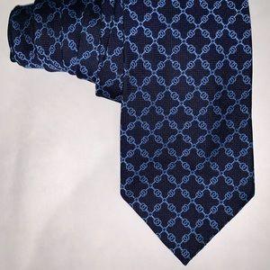Brooks Brothers Tie. Pure Silk, Nice Blue colors!